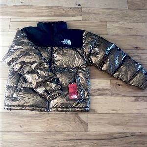 North Face Retro Nuptse Puffer Jacket